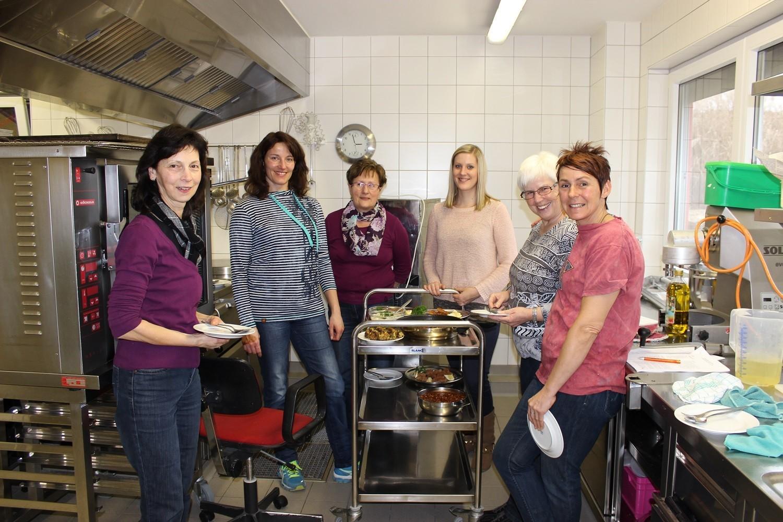 Küchenpersonalschulung Kindersolbad gGmbH