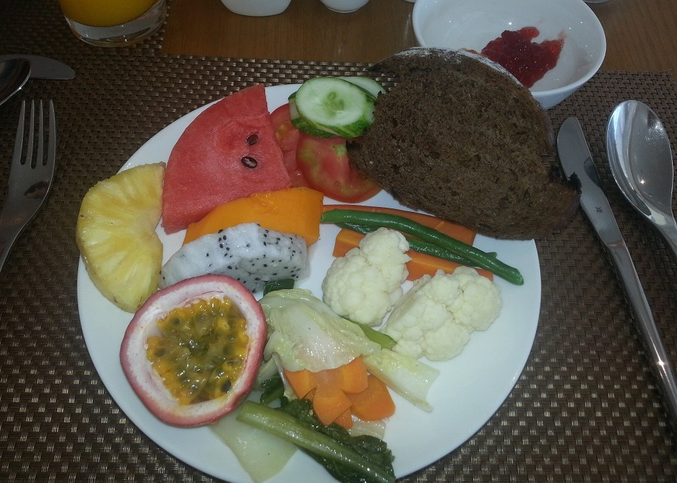 Frühstück Harmony Hotel Saigon